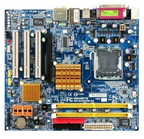kit completo ga-945gzm-s2 com cpu, memória e hd