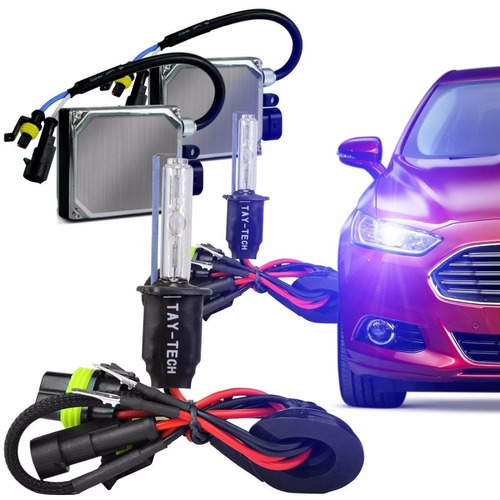 kit completo luces led para auto h4 h7 h11. garantia