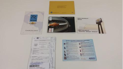 kit completo manual classic 2013/2014 eco 19