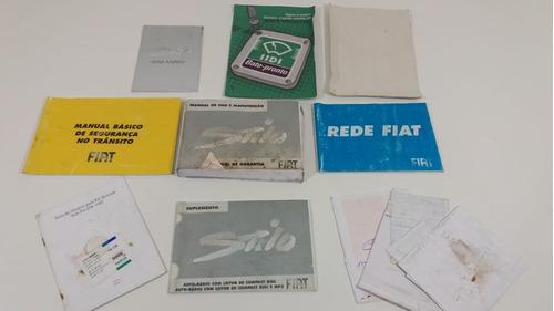 kit completo manual stilo 2006 eco 89