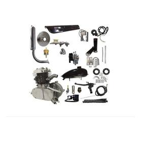 Kit Completo Motor P/ Bicicleta Motorizada 80cc