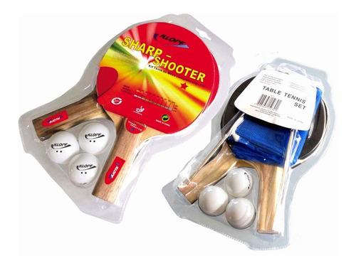 kit completo para tenis de mesa 5030