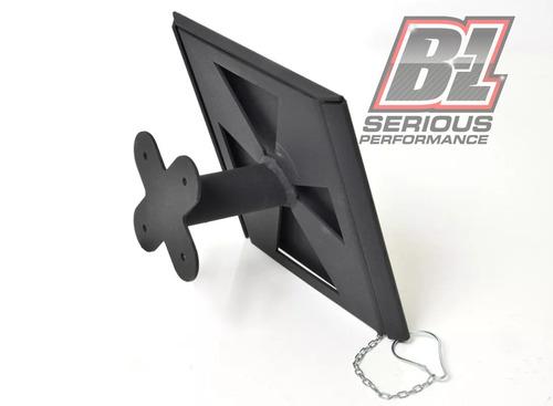 kit completo paraquedas + suporte + alavanca de acionamento