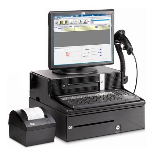 kit completo sistema de facturación punto de venta