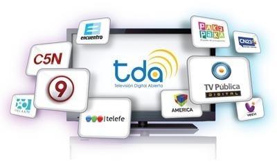 kit completo tv digital tda antena ext decodificador exc.