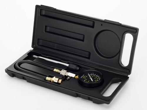 kit compresometro moto auto manometro medidor hamilton d