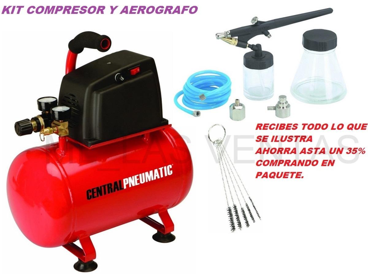 Kit compresor aerografo profesional lapiz manguera - Manguera para compresor de aire ...