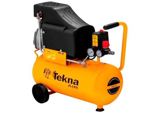 kit compressor ar cp8525 tekna + pistola pintura g1184 gamma