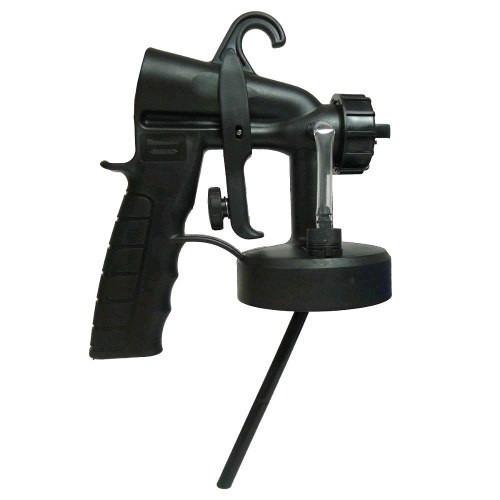 kit compressor caseiro ar c/ revolver de pintura 110 e 220v