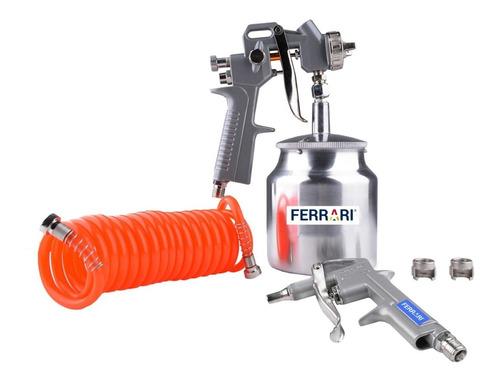 kit compressor kc-3pçs full