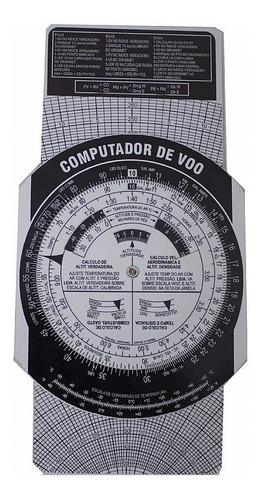 kit computador de voo+transf+régua aeronautica frete grátis