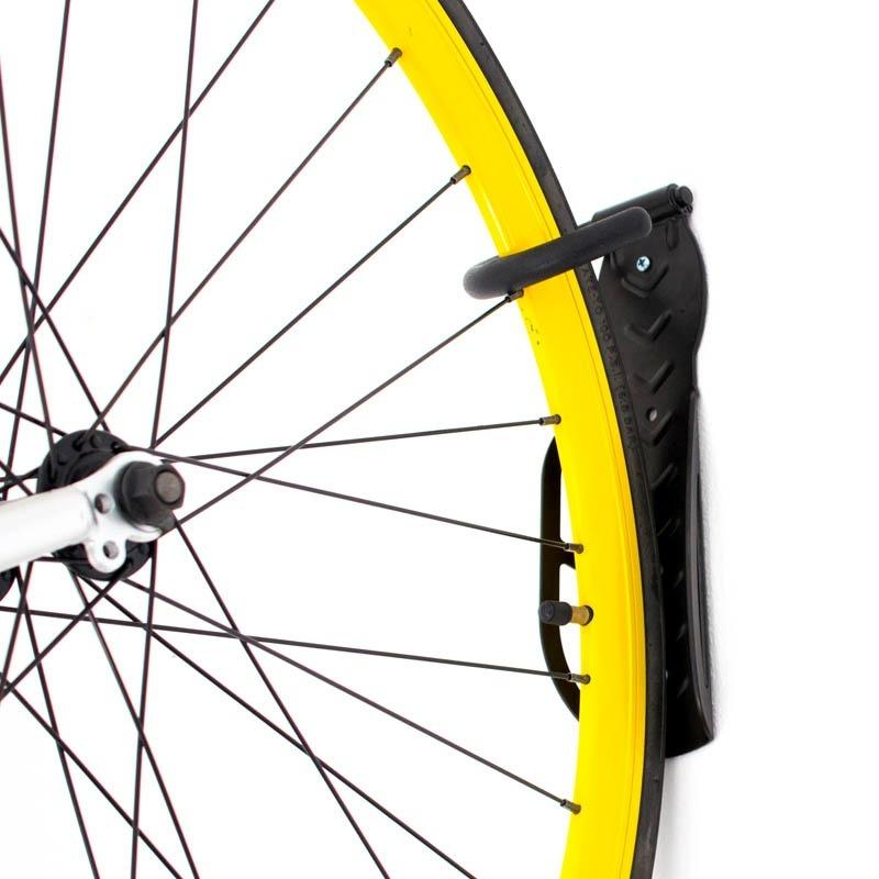 Kit con 3 soportes gancho para colgar bicicletas a la - Gancho bicicleta pared ...