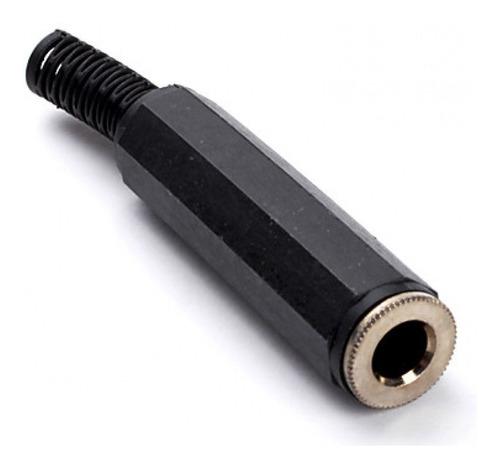 kit conector csr 8 canon fêmea/8 macho + 3 p10 + 3 jack j10