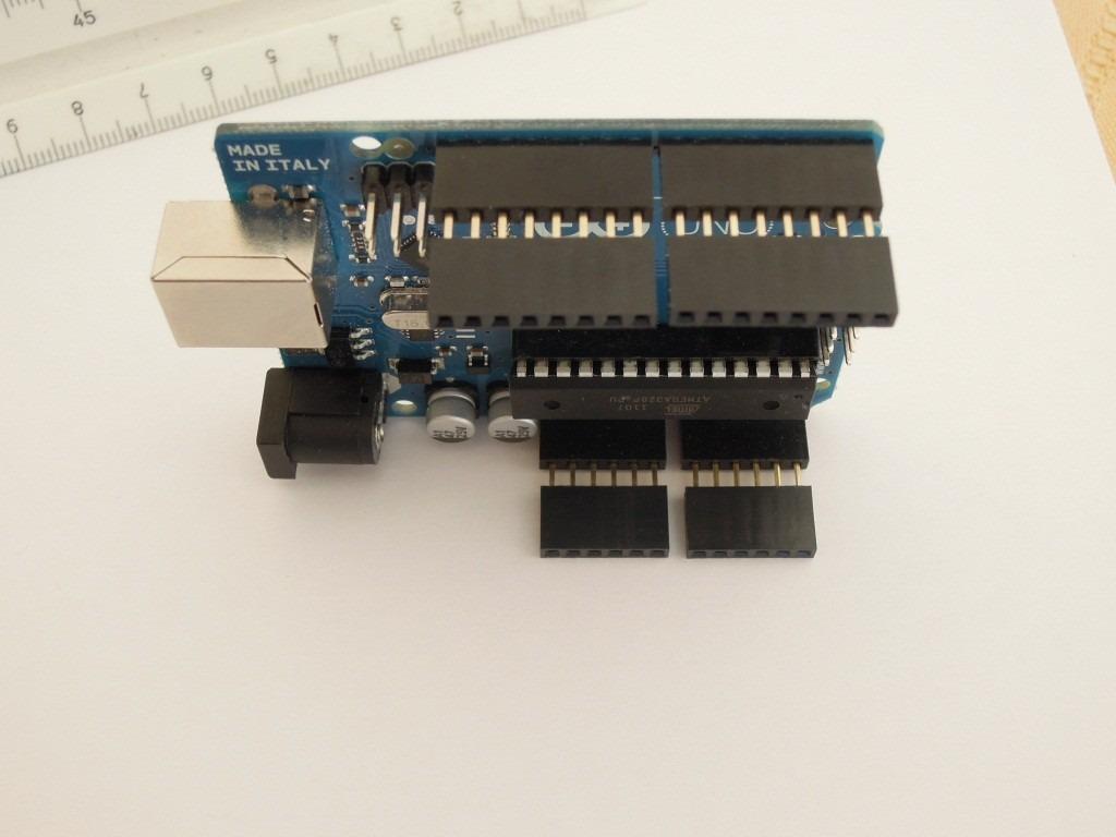 Kit conectores header arduino apilables u s en