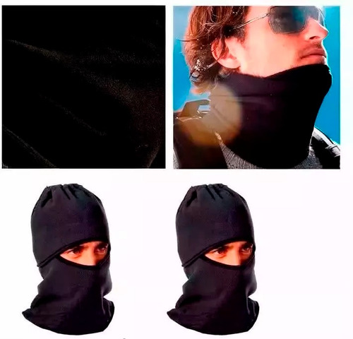 kit conjunto alpina frizado guante mascara cuello media full