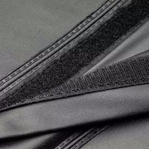 kit conjunto capa chuva pvc delta flex motoqueiro tam médio