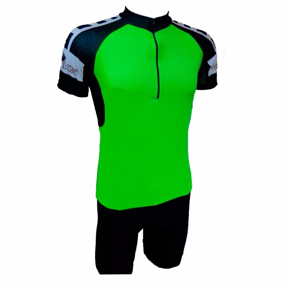 1782341bb kit conjunto ciclista masculino bermuda + camisa (p-m-g-gg). Carregando  zoom.
