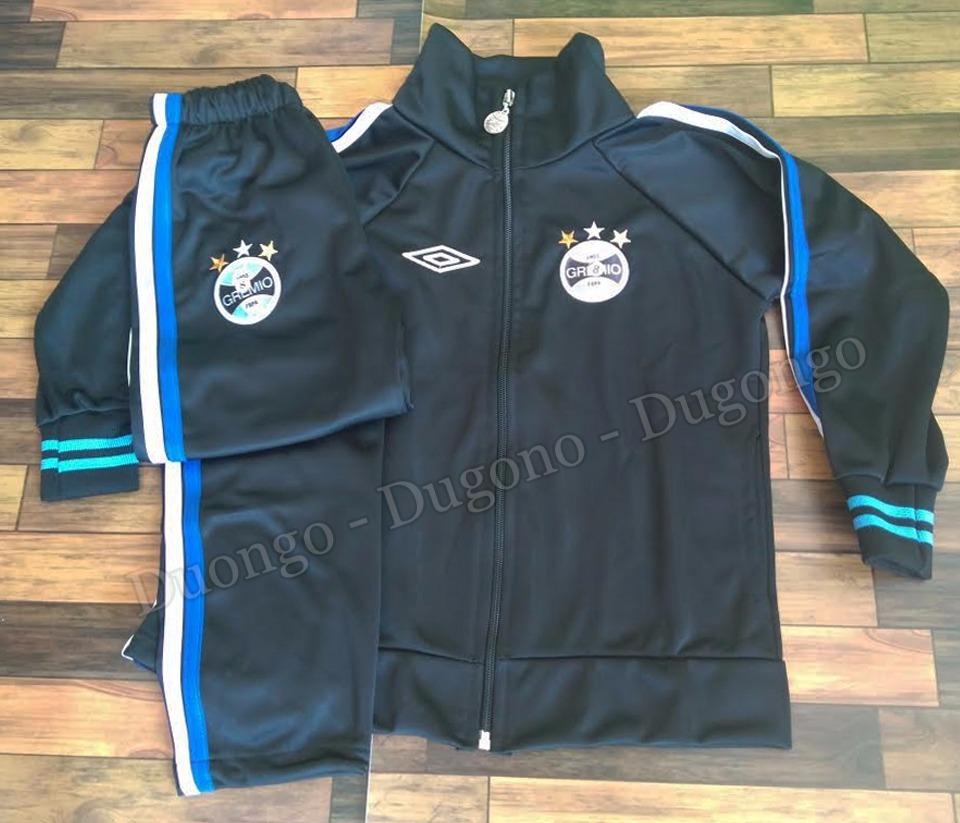 6e813683b19fb kit conjunto gremio agasalho + uniforme futebol frete gratis. Carregando  zoom.