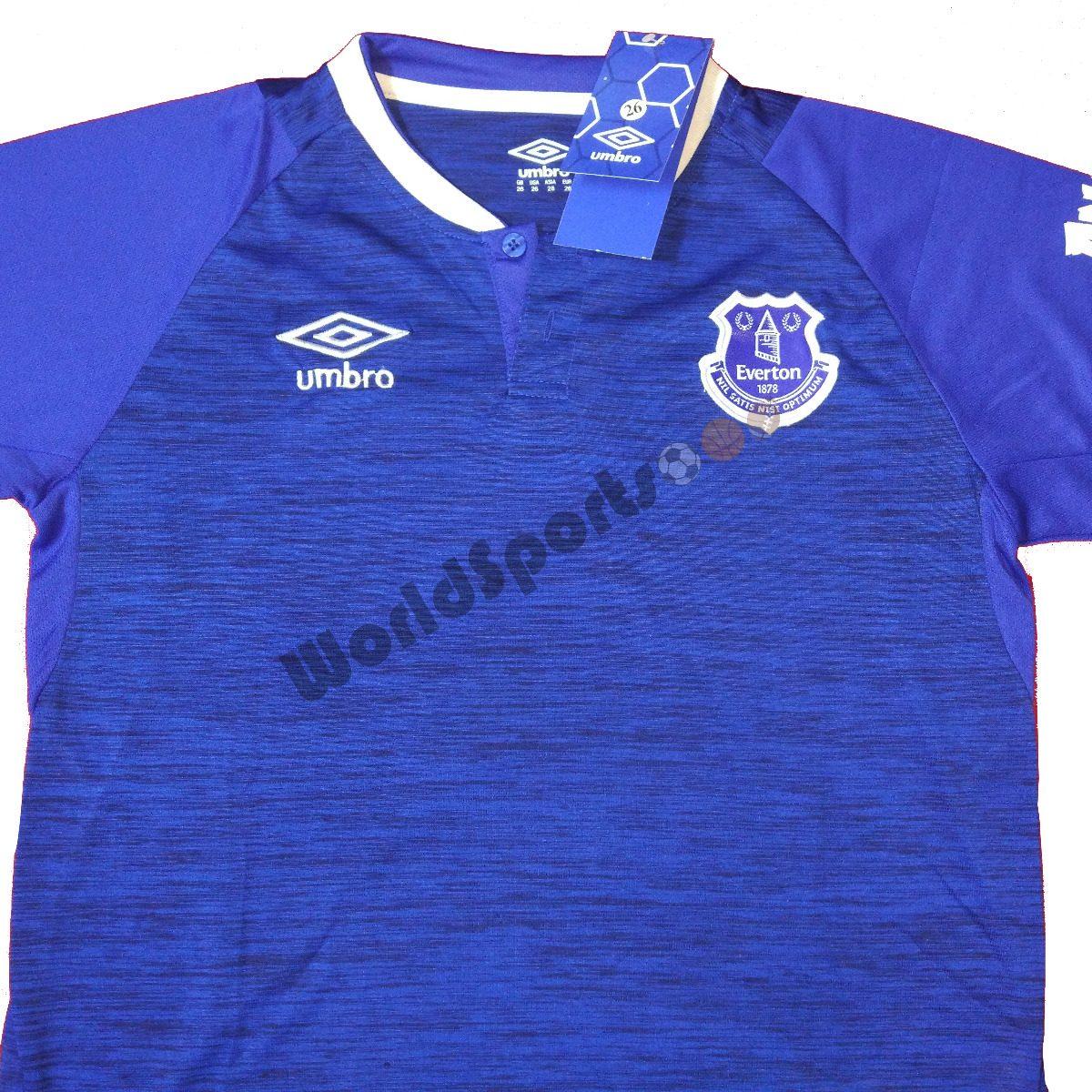 c15e9d37e0396 Kit Conjunto Infantil Everton Richarlison - Envio Imediato - R$ 145 ...