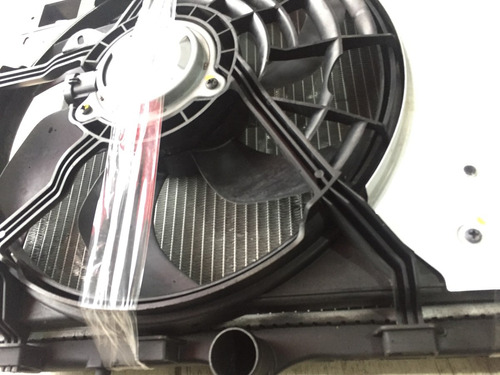 kit conjunto radiador c3 aircross automático 2011 2012 2013