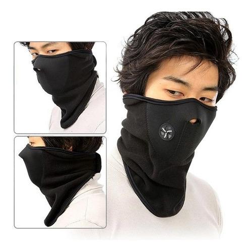 kit conjunto termico alpina + guantes + mascara sti motos