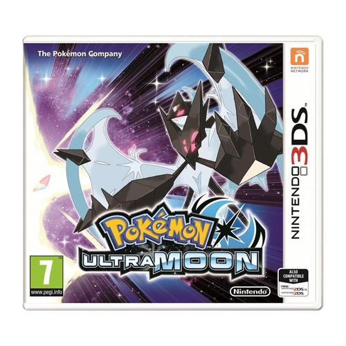 kit consola 2ds xl + juegos pokemon ultra nintendo