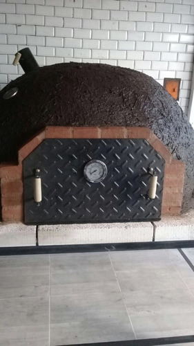 kit construccion horno de barro