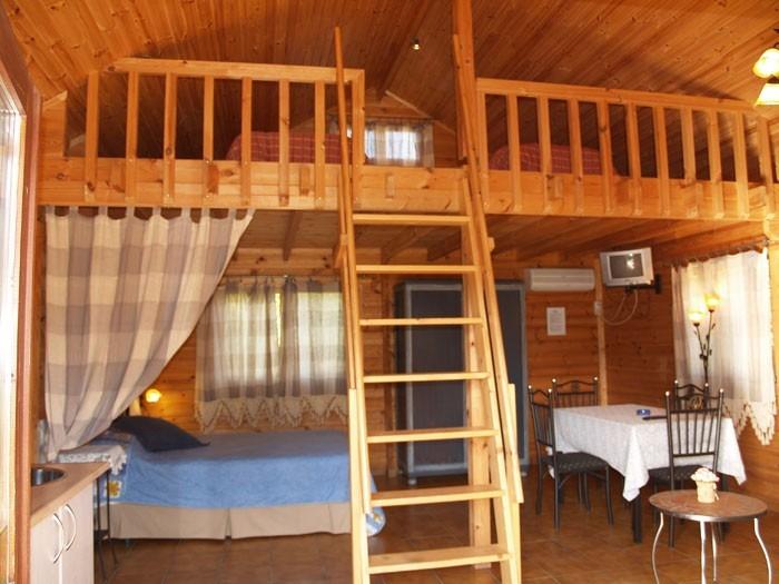 Kit construye caba as y casas de madera planos y - Planos de cabanas de madera ...