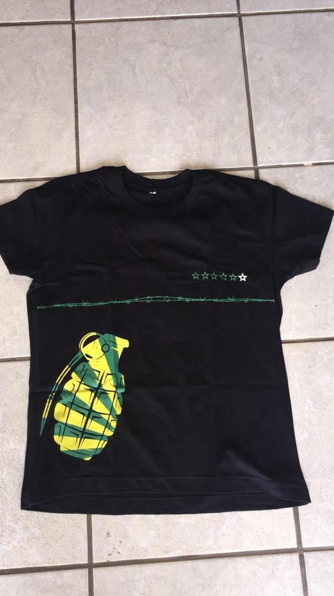 Kit Contendo 10 Camisetas Babylook Fem. Tam G Estilo Militar - R  120 0f76f199833