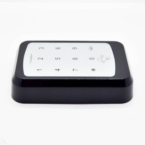 kit control acceso rfid pin y/o tarjetas a300