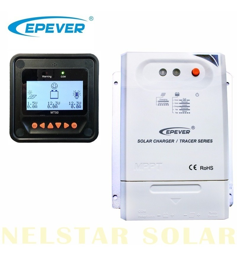 Epever Mppt 30a