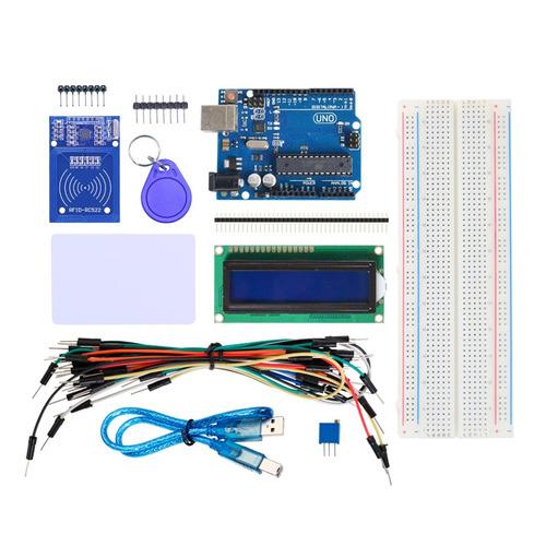 Kit controle de acesso rfid arduino automação residencial