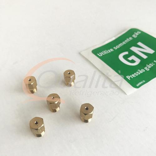 kit conversão para gás encanado cooktop electrolux gc75v