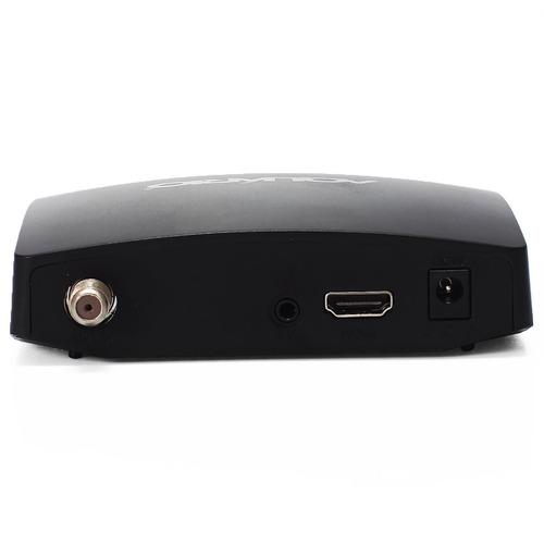 kit conversor digital tv antena interna externa cabo 4,0mt