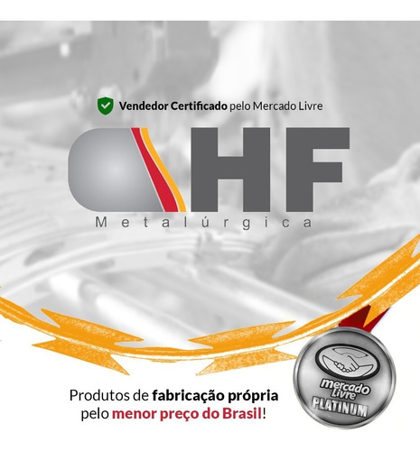 kit copasa / cavalete p/ hidrometro 1 ramal - 1 m x 1 m