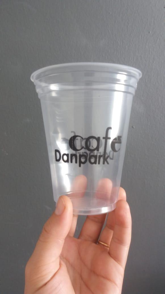 f7a9b91f2 kit copo plástico 400 ml personalizado + tampa bolha. Carregando zoom.