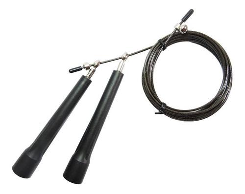 kit corda crossfit 2 rolamentos+luva hand grip couro pull up