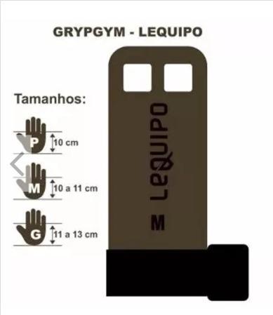 kit corda crossfit  + luva hand grip 3 dedos crossfit couro
