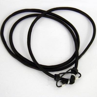 kit corda elástica extensor para bagageiro 1,6 mt com 10 pçs