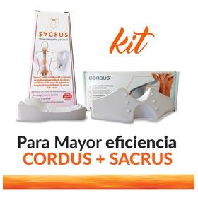 Kit Cordus Y Sacrus 12 Cuotas 0% Envío Gratuito