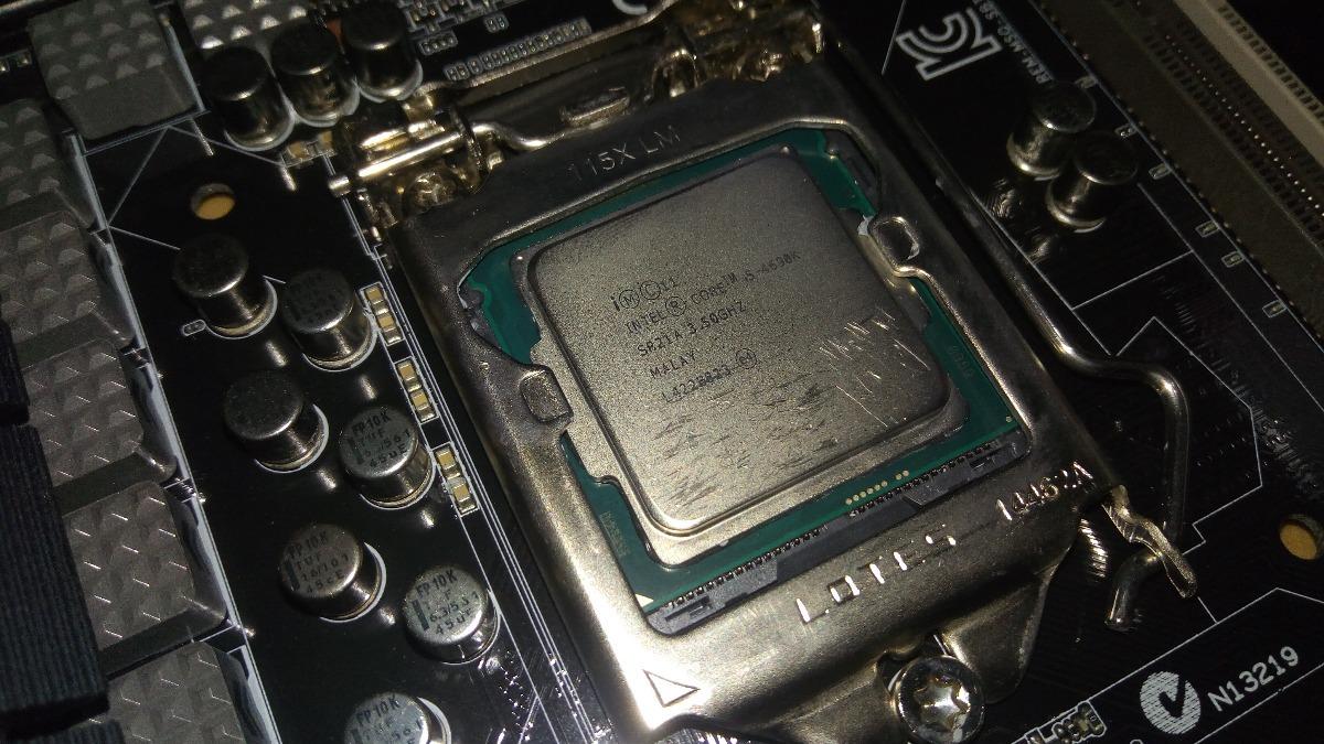 Kit Core I5 4690k + Asus Maximus Vi Gene Z87