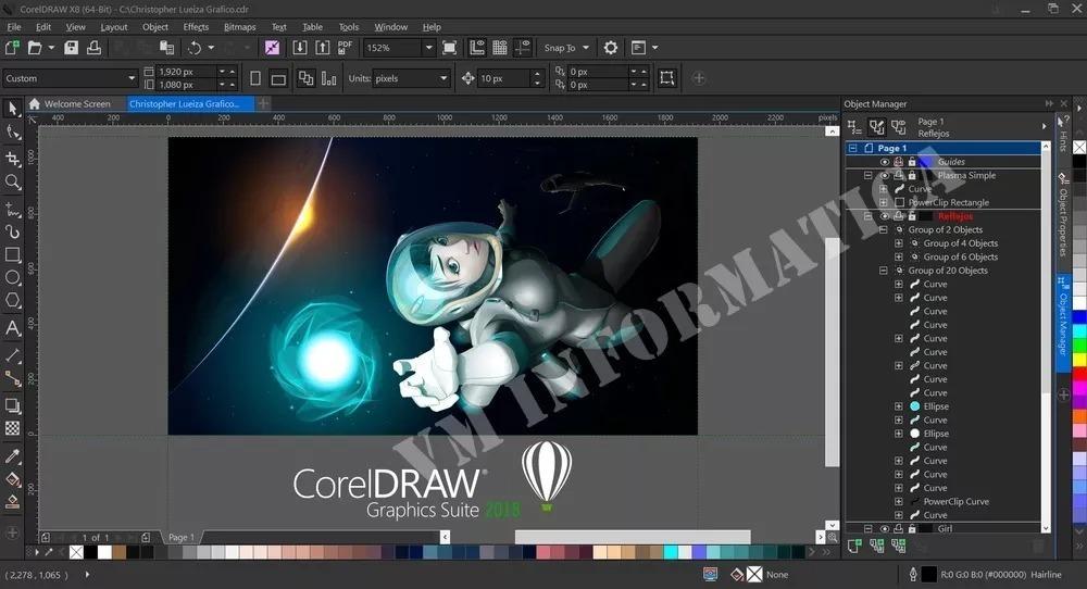 Kit corel draw graphics suite 2018 photoshop cs6 original r 22 carregando zoom ccuart Image collections