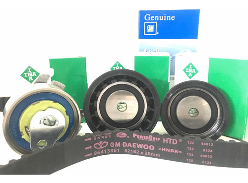 kit correa de tiempo optra design advance gm 2009-2010-2011