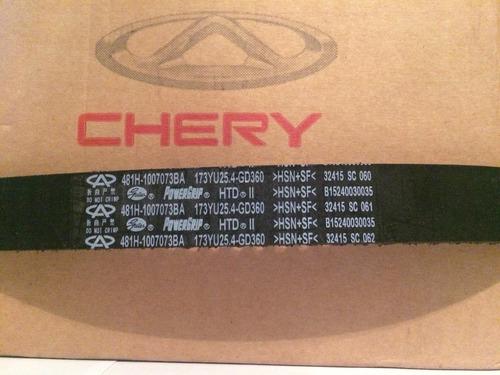 kit correa tiempo chery orinoco/tiggo 2.0/h5/a520/tiuna