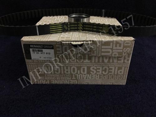kit correa tiempo renault twingo 8v original de 1999 al 2005