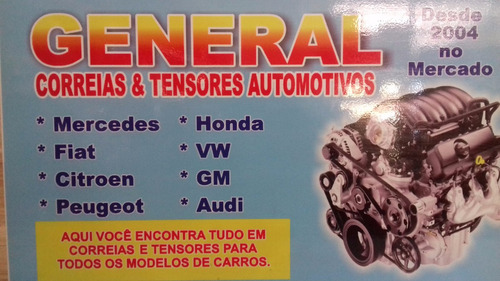 kit correia alternador bmw x1 2.0 16v