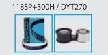 kit correia dentada f1000 / ranger 2.5 8v td 96/01