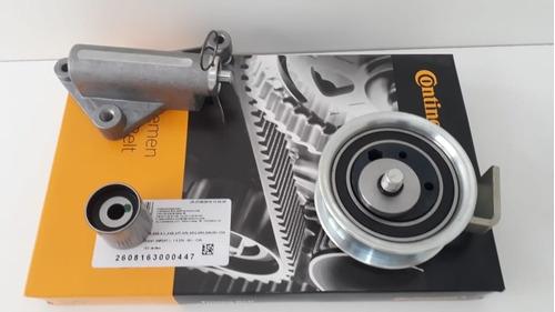 kit correia dentada/tensor audi a4 1.8 20v asp./turbo