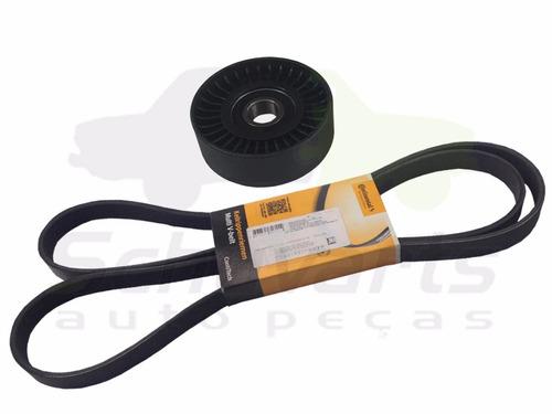 kit correia poly-v alternador peugeot 307 308 c4 1.6 16v