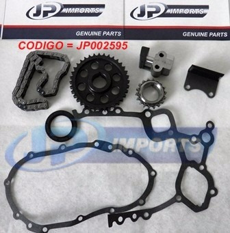 kit corrente motor cn auto topic jinbei - completo jp002595